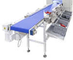 AM-SORT | The fastest and most careful sorter on the market