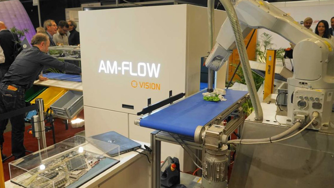 AM-Flow and Oceanz aim to automate Additive Manufacturing