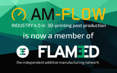 AM-Flow is now member of Flam3D