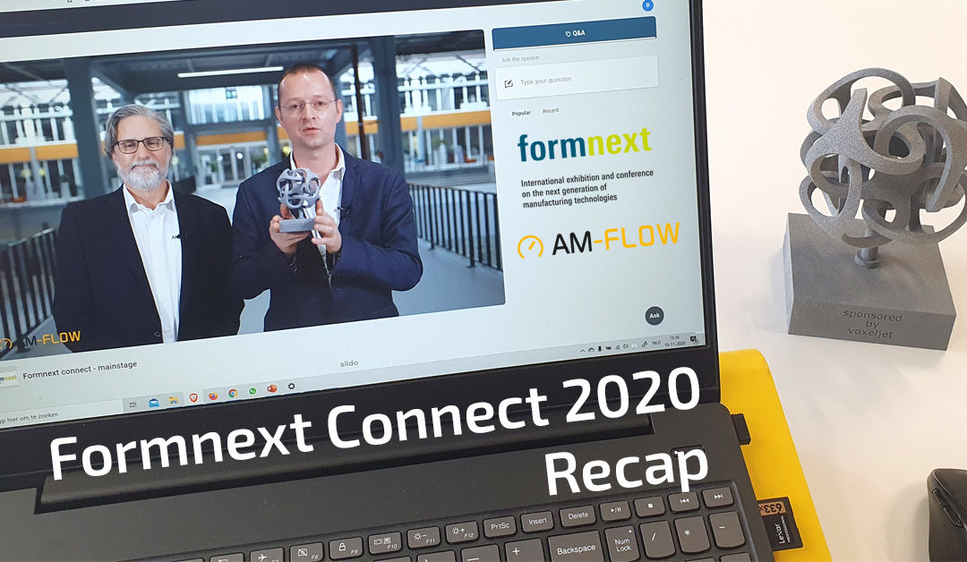 Formnext Connect 2020 recap