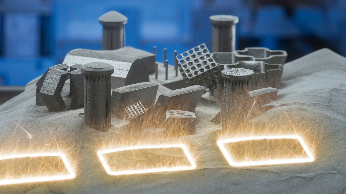 Siemens AG - Additive Manufacturing