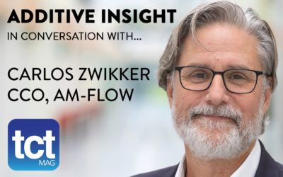 TCT Podcast Additive Insight: AM-Flow talks demand for additive manufacturing workflow automation