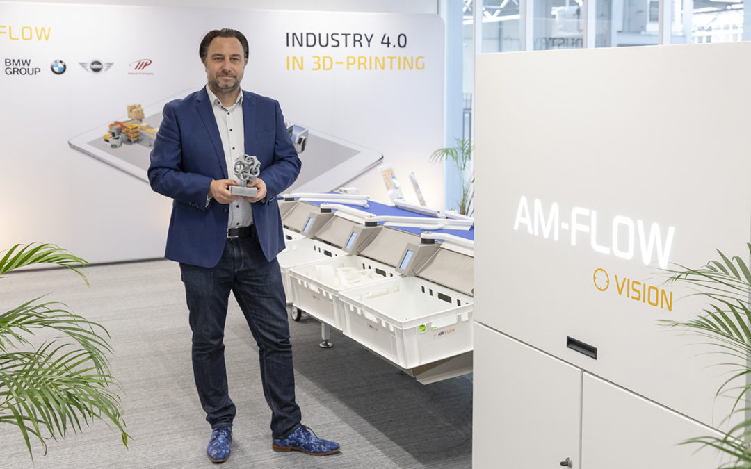 Automation in 3D printing post production is key to success