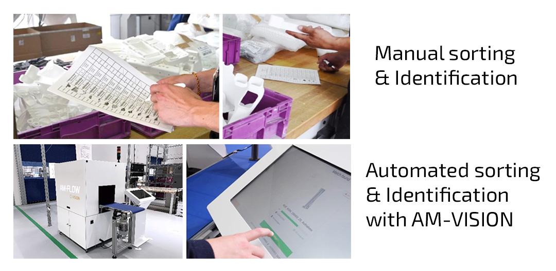BMW Study - Manual identification versus automated identification