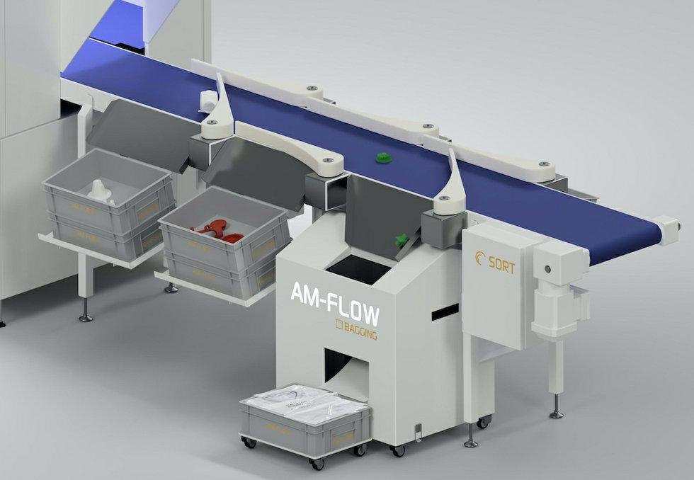 AM-Flow Vision - Sort - Bagging